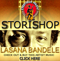 Buy Lasana Bandele's Music - Storitela CD